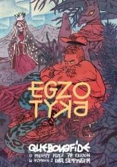 Okładka książki Egzotyka Kuba Grabowski,Kuba Stemplowski