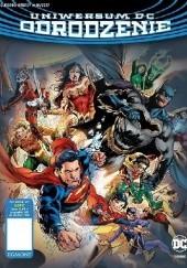 """Okładka książki Superbohaterzy nr 01/2017 """"Uniwersum DC: Odrodzenie"""" Bryan Hitch,Scott Snyder,Mikel Janin,Alex Sinclair,Tom King,Scott Hanna,June Chung"""
