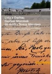Okładka książki Listy z Dachau Gustaw Morcinek