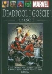 Okładka książki Deadpool i goście. Część 1 Stuart Moore,Mike Benson,Fred Van Lente,Adam Glass,Ivan Brandon