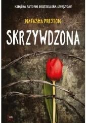 Okładka książki Skrzywdzona Natasha Preston