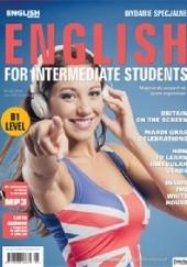 Okładka książki English Matters: for Intermediate Students 26/2018 (Wydanie specjalne) Redakcja magazynu English Matters