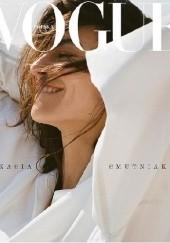 Okładka książki Vogue Polska, nr 5-6/lipiec-sierpień 2018 Redakcja Magazynu Vogue Polska