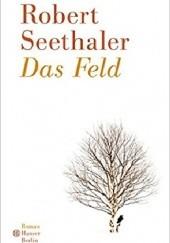 Okładka książki Das Feld Robert Seethaler