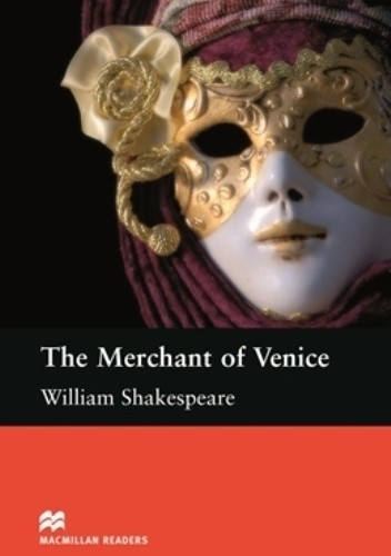 Okładka książki The Merchant of Venice William Shakespeare