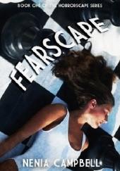 Okładka książki Fearscape Nenia Campbell
