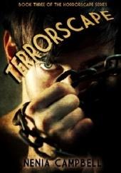 Okładka książki Terrorscape Nenia Campbell
