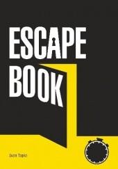 Okładka książki Escape book Ivan Tapia