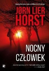 Okładka książki Nocny człowiek Jørn Lier Horst