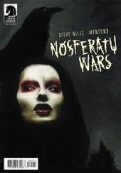 Okładka książki Nosferatu Wars Steve Niles