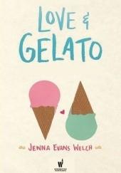 Okładka książki Love & Gelato Jenna Evans Welch