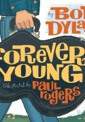 Okładka książki Forevet young Bob Dylan