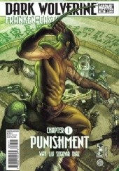 Okładka książki Dark Wolverine Vol.1-88 Daniel Way,Marjorie M. Liu,Stephen Segovia,Paco Diaz