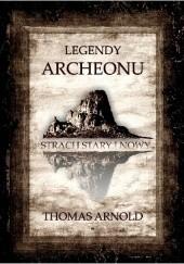 Okładka książki Strach stary i nowy Thomas Arnold