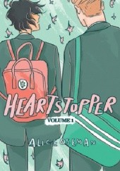 Okładka książki Heartstopper: Volume One Alice Oseman