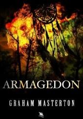 Okładka książki Armagedon Graham Masterton