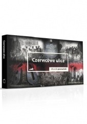 Okładka książki Czerwcowe ulice. Ulicznik poznański Paweł Cieliczko