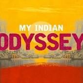 Okładka książki My Indian Odyssey Vincent Ebrahim