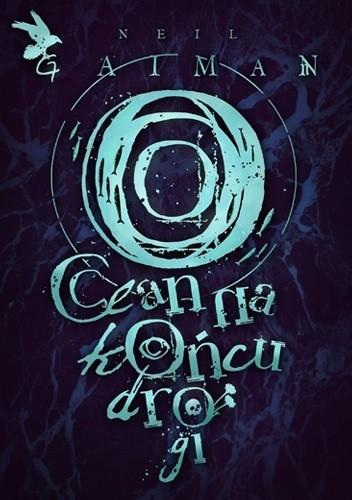 Okładka książki Ocean na końcu drogi Neil Gaiman