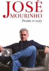 Okładka książki Jose Mourinho Robert Beasley