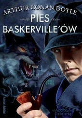Okładka książki Pies Baskerville'ów Arthur Conan Doyle