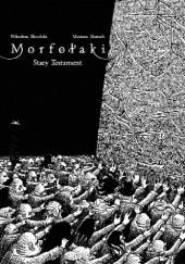 Okładka książki Morfołaki. Stary Testament Mateusz Skutnik,Nikodem Skrodzki