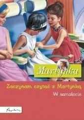 Okładka książki W samolocie Marcel Marlier,Gilbert Delahaye