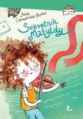 Okładka książki Sekretnik Matyldy Anna Czerwińska-Rydel