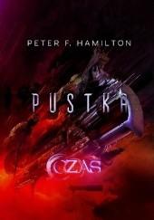 Okładka książki Pustka: Czas Peter F. Hamilton
