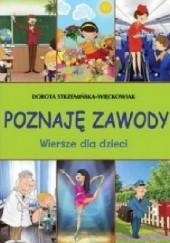 Okładka książki Poznaję zawody Dorota Strzemińska-Więckowiak