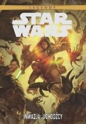 Okładka książki Star Wars Legendy. Inwazja: Uchodźcy Colin Wilson,Tom Taylor