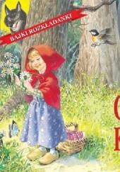 Okładka książki Czerwony Kapturek Jolanta Pasternak-Winiarska
