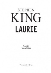 Okładka książki Laurie Stephen King