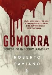 Okładka książki Gomorra. Podróż po imperium kamorry Roberto Saviano