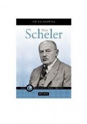 Okładka książki Max Scheler Jan Galarowicz