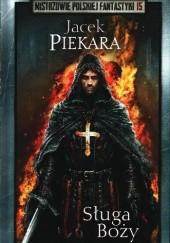 Okładka książki Ja, inkwizytor. Sługa Boży