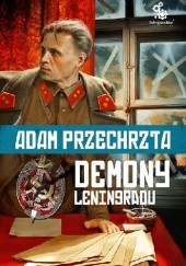 Okładka książki Demony Leningradu Adam Przechrzta