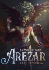 Okładka książki Arezar Krzysztof Bonk