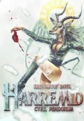 Okładka książki Harremid Krzysztof Bonk