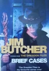 Okładka książki Brief Cases Jim Butcher