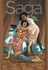 Okładka książki Saga Volume 9 Brian K. Vaughan,Fiona Staples