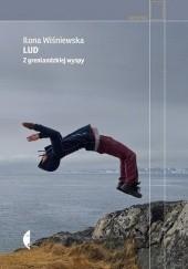Okładka książki Lud. Z grenlandzkiej wyspy Ilona Wiśniewska