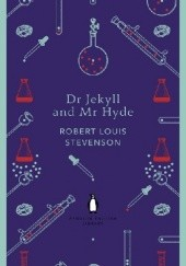 Okładka książki Dr Jekyll and Mr Hyde Robert Louis Stevenson