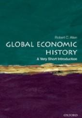 Okładka książki Global Economic History Robert C. Allen