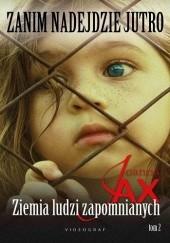 Okładka książki Ziemia ludzi zapomnianych Joanna Jax