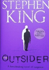 Okładka książki The outsider Stephen King