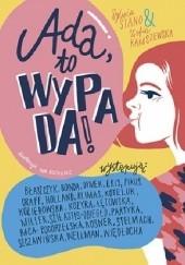 Okładka książki Ada, to wypada! Zofia Karaszewska,Sylwia Stano