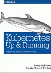 Okładka książki Kubernetes: Up and Running Brendan Burns
