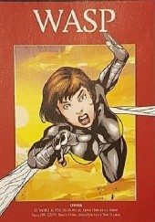 Okładka książki Wasp Stan Lee,Roger Stern