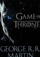 Okładka książki Game of Thrones George R.R. Martin